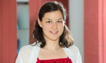 Portrait von Dr. Agnes Cseh