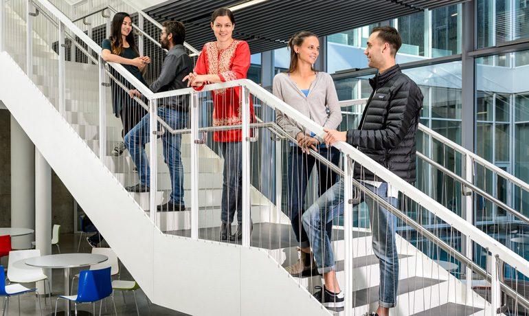 Kennenlernen an der Hochschule oder am Arbeitsplatz: Die Mathematikerin empfiehlt, aktiv zu werden, um die Chancen auf den besten Partner zu erhöhen.