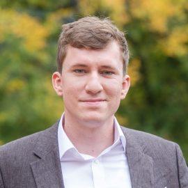 Portrait von Dr. Daniel Volz