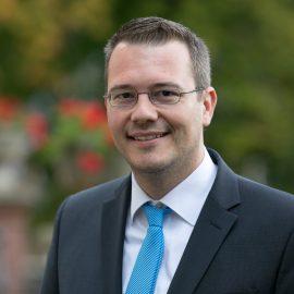 Potrait von Dr. Jan Ungelenk