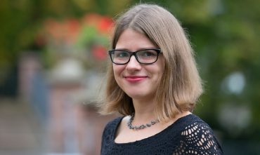 Portrait von Dr. Katja Franke