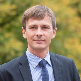 Portrait von Dr. Robert Fledrich