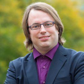 Portrait von Dr. Timo Berthold