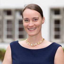 Anna Stöckl beim KlarText - Preis für Wissenschaftskommunikation 2017