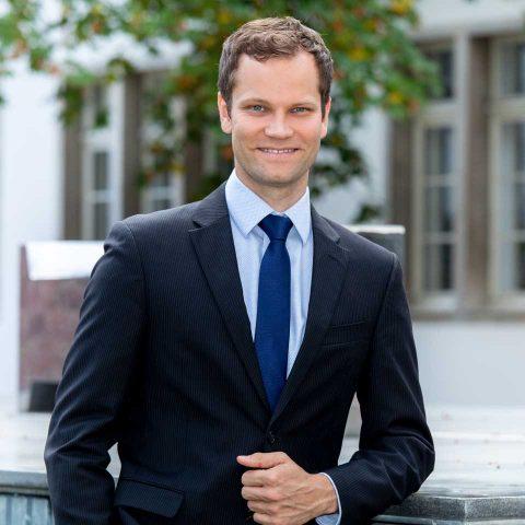 Portrait von Jan-Georg Rosenboom