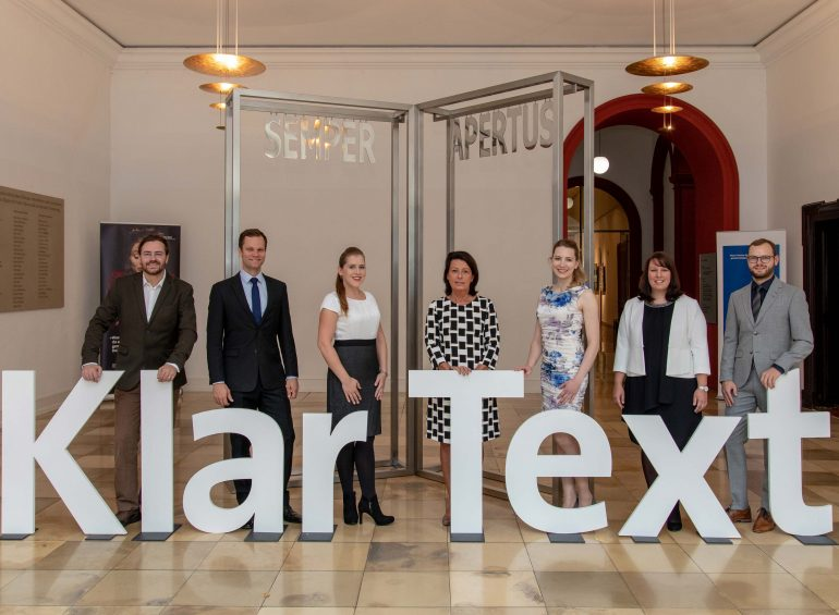 KlarText-Preisträger 2018