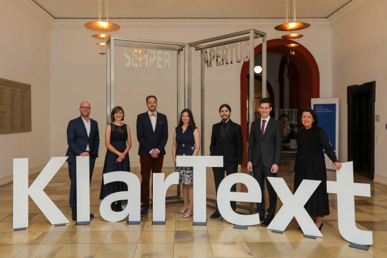 KlarText-Preisträger 2019